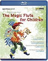 Magic Flute for Children [Blu-ray]