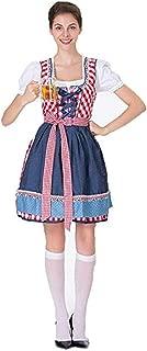 Bavarese birra tedesca Festival Uomo Donna Bretelle Fancy Dress Costume Giarrettiere