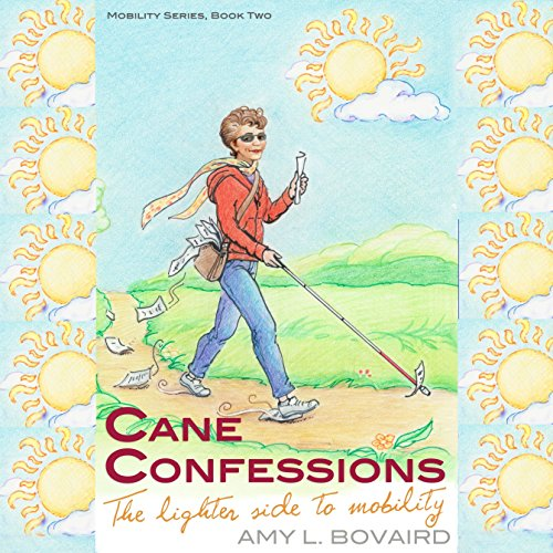 Cane Confessions audiobook cover art