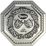 Seim Elisenlebkuchen Dose 'Silberdose', 1er Pack (1 x 500 g)
