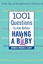 questions to ask before having a baby