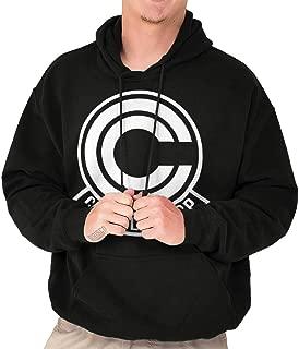 capsule corp sweater
