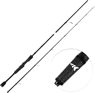 KastKing Crixus Fishing Rods,IM6 Graphite Spinning Rod & Casting Rod W/Zirconium Oxide Ring Stainless Steel Guides, SuperPolymer Handle