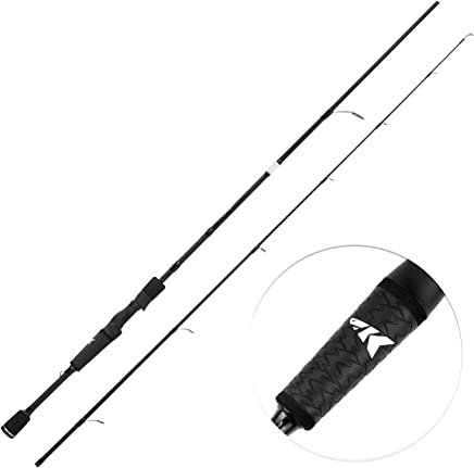 KastKing Crixus Fishing Rods,IM6 Graphite Spinning Rod &...