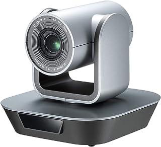 イーサプライ Web会議カメラ 広角 フルHD 1080P 3倍ズーム 210万画素 オートフォーカス USB 明るさ調整 首振り 三脚対応 teams zoom EEX-CMR01