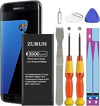 Galaxy S7 Edge Battery ZURUN 3900mAh Li-Polymer Battery EB-BG935ABE Replacement for Samsung Galaxy S7 Edge G935 G935V G935A G935T G935P with Screwdriver Tool Kit [2 Year Warranty]