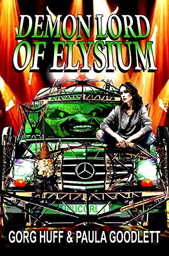 Demon Lord of Elysium (Demon Rift Book 3) (English Edition)