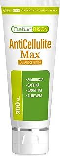 Gel Anticelulítico Reductor Intensivo | Elimina la Celulitis y La Piel de Naranja | Reafirma Tonifica e Hidrata la Piel |...