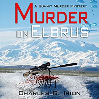 Murder on Elbrus audiobook cover art