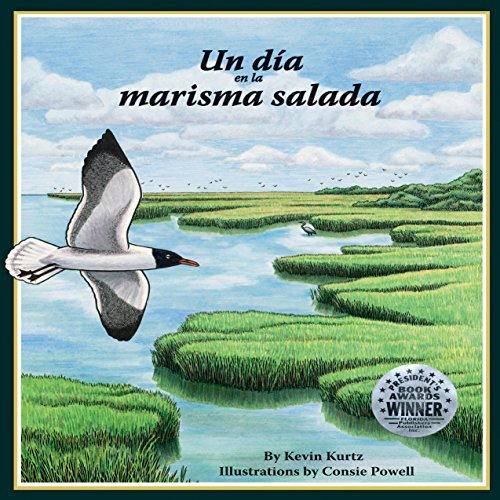 Un Día en la Marisma Salada [A Day in the Salt Marsh]  Audiolibri