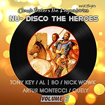 Nu-Disco the Heroes Vol. 2
