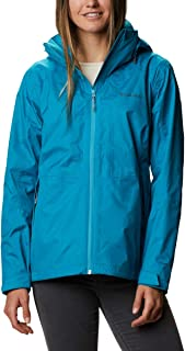 Columbia Women's Windgates Jacket, Fjord Blue, XX-Large
