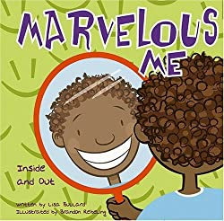 Marvelous me book for kids