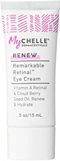 MyChelle Remarkable Retinal Eye Cream with Concentrated Vitamin A and Orange Plant Stem Cells, 0.5 fl oz