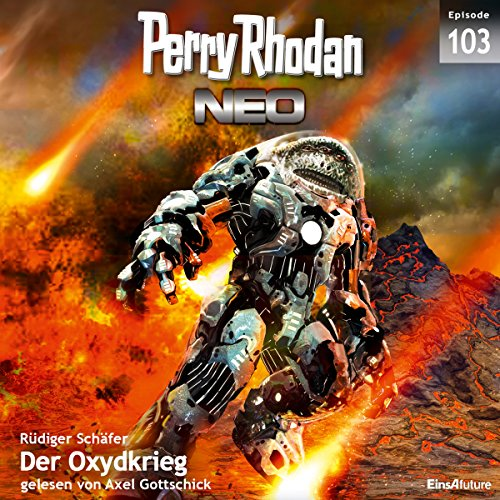 Der Oxydkrieg audiobook cover art