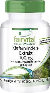 Kiefernrinden Extrakt 100mg – HOCHDOSIERT – Pinus Pinaster atlantica –..
