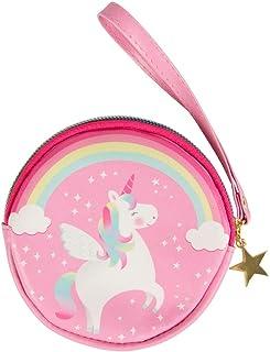 Sass & Belle Rainbow enhörning myntbörs plånbok