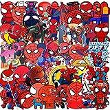 Cartoon-Aufkleber YUESEN 114 Stück Spiderman Sticker Vinyls Stickers Wasserdicht Aufkleber, Cartoon Aufkleber,für Laptop Kinder Autos Motorrad Fahrrad Skateboard