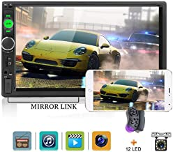 Best 7 2 din touch screen Reviews