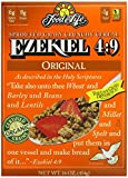 Food For Life Ezekiel 4:9 Organic Sprouted Whole Grain Cereal, Original, 16-Ounce Boxes (Pack of 6)