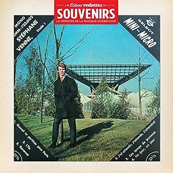 Échos Vedettes Souvenirs: Stéphane Venne - Stade 1 - EP
