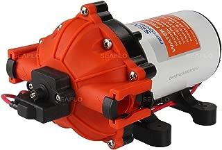 SEAFLO 52-Series Water Pressure Diaphragm Pump - 12v, 5.5GPM, 60PSI