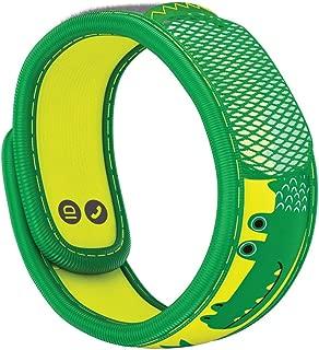 Para'Kito Natural Kids Mosquito Repellent Wristbands - Crocodile