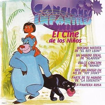 """Canciones Infantiles """"El Cine de los Niños"""""""