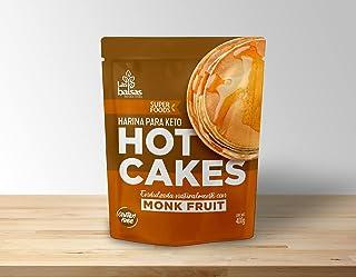 LAS BALSAS - Harina para Hot Cakes con Monk Fruit - 400 G