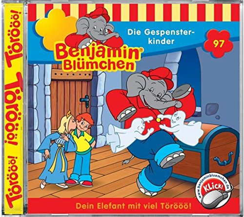 Benjamin Bluemchen - Folge 97: Die Gespensterkinder