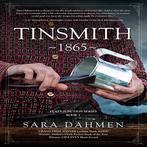 Tinsmith 1865 audiobook cover art