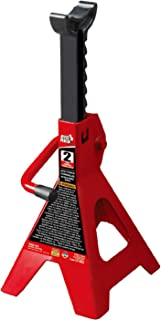 Torin Big Red Steel Jack Stand: 2 Ton Capacity, Single Jack