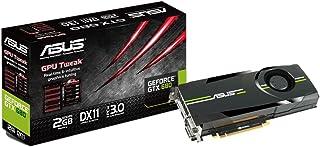 ASUSTeK グラフィックカード NVIDIA GeForce GTX680チップセット GTX680-2GD5 【PCI-Express 3.0】