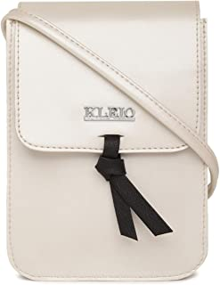 KLEIO Small Mobile Pouch Sling Bag for Women Girls
