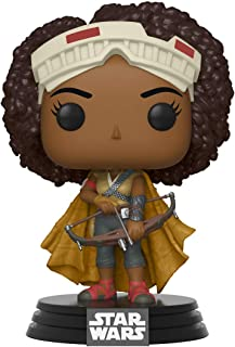 Funko- Pop Star Wars The Rise of Skywalker-Jannah Disney Figura Coleccionable, Multicolor (39884)
