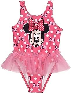 Disney Authentic Minnie Mouse Watermellon 2pc Swimsuit Baby Size 18-24 Months