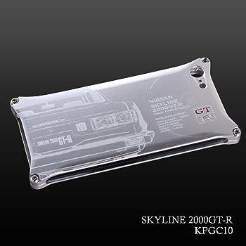 日産(NISSAN)GT-R ジュラルミンiPhoneケース for ハコスカ (iPhoneSE(初代)/5/5S)
