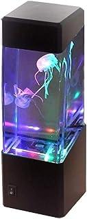 LED Lampara De Medusa Acuario LED luz de Noche,iluminación pecera noche,Decorar Regalo