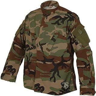 Tru-Spec 1274 Tactical Response Uniform (TRU) Shirt, Woodland Camo