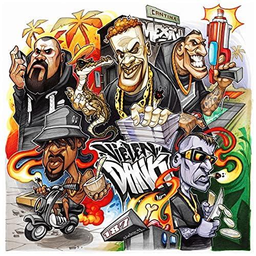 187 Strassenbande, Bonez MC, Maxwell, Lx & Sa4