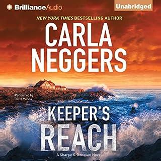 Keeper's Reach audiobook cover art