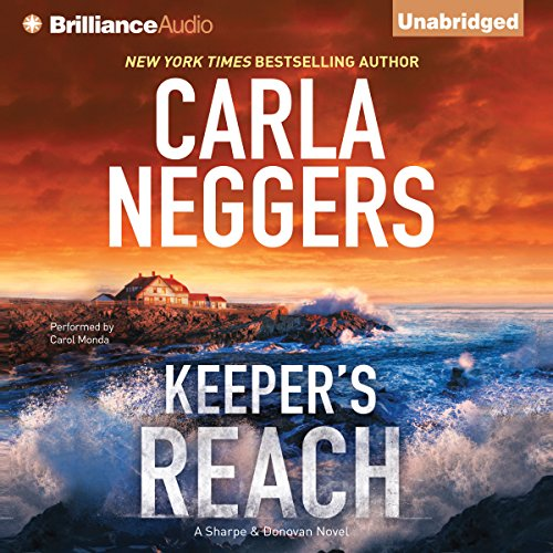 Keeper's Reach audiobook cover art