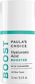 Paula's Choice Hyaluronic Acid Booster Serum - Gezichtsserum Verzacht Rimpels & Voedt de Huid - met Hyaluronzuur & Ceramid...