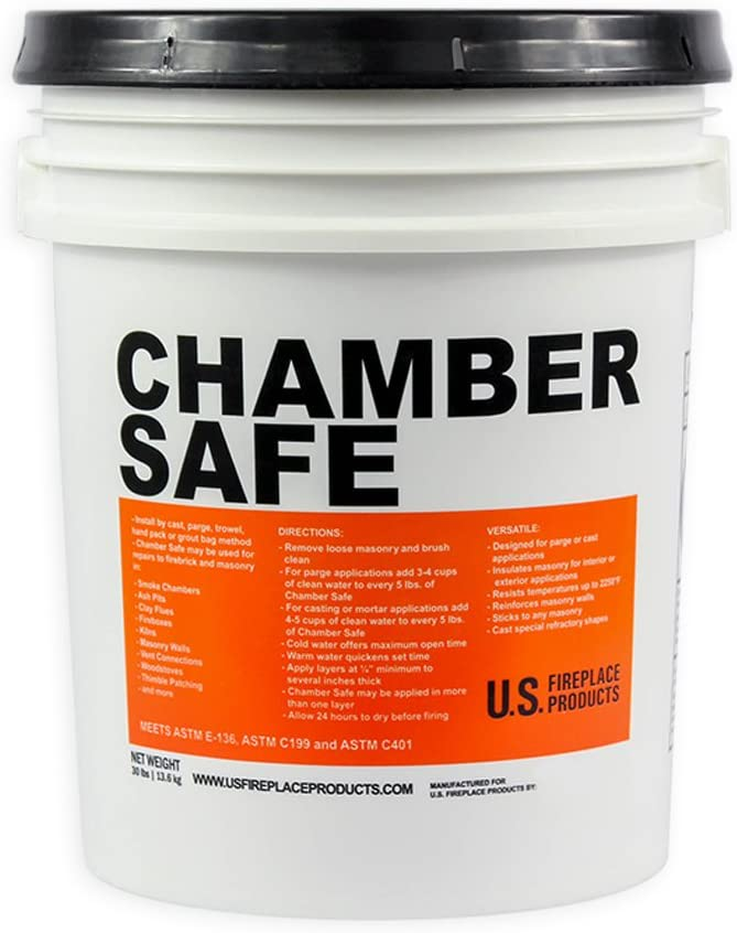 San Antonio Mall US Fireplace Products Chamber Gallon Safe Ranking TOP16 - 5