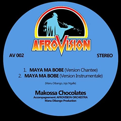 Maya Ma Bobe - Makossa Mix by Manu Dibango on Amazon Music