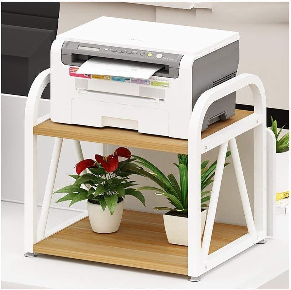 YCSX Boston Mall Desk Side Printer Multi-Purpose Stand Double Layer Bombing free shipping