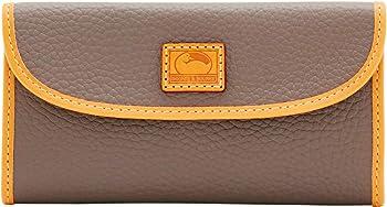 Dooney & Bourke Patterson Leather Continental Clutch Wallet