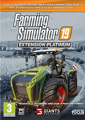 Farming Simulator 19 - Extension Platinum
