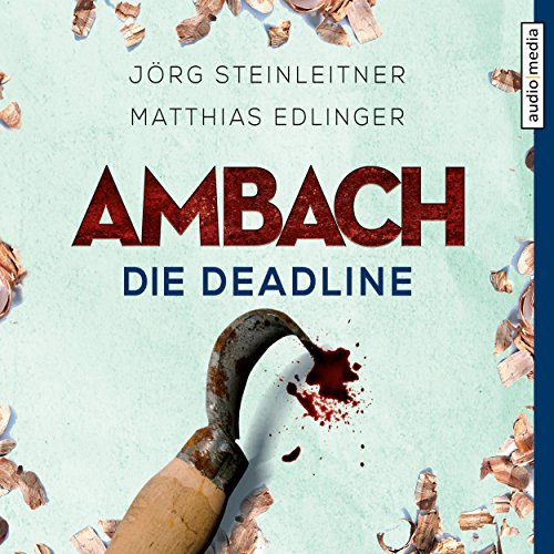 Die Deadline audiobook cover art