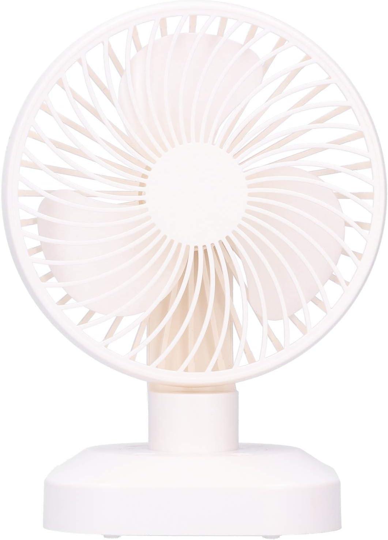 Pssopp Mini favorite Very popular USB Desk Fan Rotation Portable 180° Wind Strong